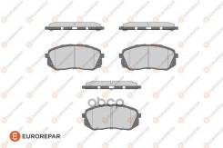 Колодки Тормозные Дисковые Kia Carens 2.0cvvti/Crdi 06 Eurorepar арт. 1623056680 1623056680