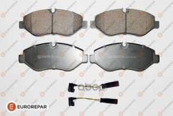 Колодки Тормозные Дисковые Mercedes-Benz Sprinter 4.6-T (906), Vw Crafter 30/35/50 2.0tdi-2.5tdi 06 Eurorepar арт. 1639375580 1639375580