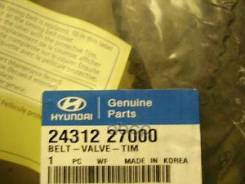 Ремень Грм Hyundai Santa Fe 2.0crdi/2.2crdi 01-/Tucson 2.0 Crdi 04- 123*28 24312-27000 Hyundai-KIA арт. 24312-27000 2431227000
