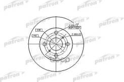Диск Тормозной Pbd1423 Patron Patron арт. PBD1423 PBD1423