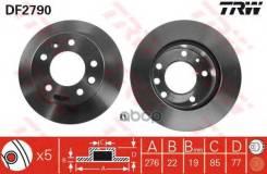 Диск Тормозной Mb/Vw Sprinter/Lt -06 Перед. Вент. TRW арт. DF2790