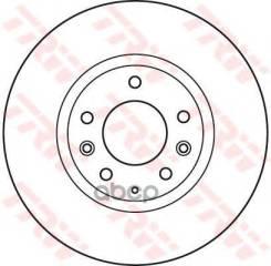 Диск Тормозной Mazda 6 07- Перед. Вент. TRW арт. DF4974S