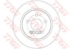 Диск Тормозной Ford Focus 3 11- Задн. TRW арт. DF6139