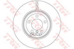 Диск Тормозной Nissan Juke 10- Перед. Вент. TRW арт. DF6471