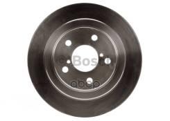 Диск Тормозной Subaru Forester/Impreza/Legacy 97- Задн. Bosch арт. 0986478799