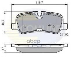 Колодки Зад Lrov Range Rov Sport 3.0 Td/5.0 V8 05- Comline арт. CBP02021 Cbp02021 Comline CBP02021