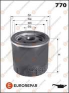 Фильтр Масляный Vag 1.2-1.4-1.6 Tsi/Tfsi 08 Eurorepar арт. 1611660880 Eurorepar Eurorepar 1611660880 1611660880