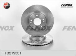 Диск Тормозной Передний Hyundai Ix35/Sonata V/Kia Sportage Iii/Optima 12- Fenox Tb219331 Fenox арт. TB219331 TB219331