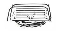Дуги тента УАЗ 31512 (без тента) с ремнями