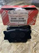 Колодка тормозная PF-1522 (04466-33180) RAV4 2005- Toyota 0446642060