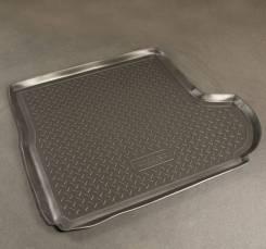 Коврик в багажник (для машин с сабвуфером) Citroen C-Crosser 2007-2013 года