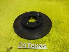 Диск тормозной задний (цена за штуку, продаются парой с одной машины) N12326251A