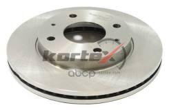 Диск Торм. Перед. Вент. (D=257mm) Hyundai Sonata, Kia Magentis 98- Kortex арт. KD0510 KD0510
