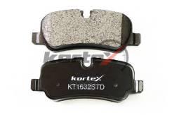 Колодки Тормозные Land Rover Discovery/Range Rover Sport Задн. Kortex арт. KT1632STD KT1632STD