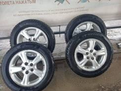 Комплект колес с резиной Michelin X-ICE North 4
