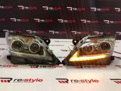 Фары Lexus LX570 12-15г LED + Бег Поворот Светлые Качество