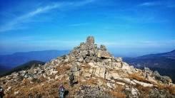 Гора Пидан.