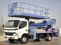 Tadano AT-200S. Автовышка платформа 20 метров с ПТС!, 4 000куб. см., 18,00м. Под заказ