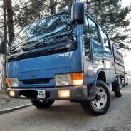 Nissan Atlas. 4WD QD32 Без пробега по РФ в идеальном состоянии, 3 200куб. см., 1 500кг., 4x4