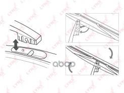 Щетка Стеклоочистителя Задняя LYNXauto арт. LR40D