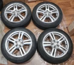 Комплект литья Weds Joker с резиной 175*60R16 Bridgestone Nextry Лето