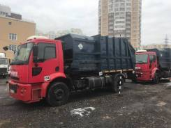 Ford Cargo. Мусоровоз Форд Карго 2012 г. в., 7 400куб. см.