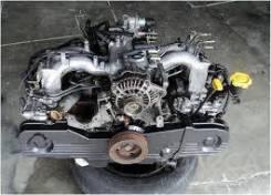 Двигатель Subaru EJ25 2.5