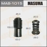 Пыльники стоек универсальные Masuma, отбойник D=20, H=99 Masuma MAB-1015