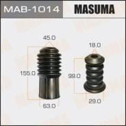 Пыльники стоек универсальные Masuma, отбойник D=18, H=99 Masuma MAB-1014