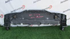 Защита бампера пластик Peugeot 207