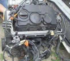 Двигатель VW Audi BJB 1.9 TDI
