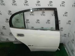 Дверь задняя правая Toyota Aristo JZS161 JZS160 цвет 062 |VSG|
