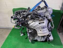 Двигатель 2ZR-FAE Toyota Axio ValveMatic