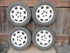 Колёса в сборе Hankook 195/65R15 с дисками