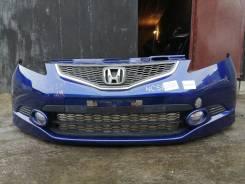 Бампер передний в сборе на Honda Fit GE RS