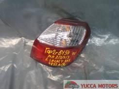 Задний фонарь Subaru Legacy, правый