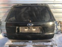 Дверь 5-ая Subaru Forester 2010 [60809SC0009P] SH5 FB20, задняя