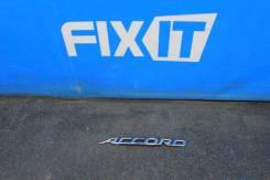 Эмблема Honda Accord (Хонда Аккорд) CL7