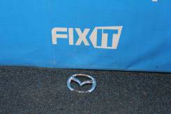 Эмблема Mazda Axela (Мазда Аксела) BKEP, задняя