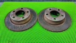 Тормозной диск AUDI A6, задний 4B0615601B