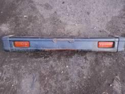 Передний бампер на Suzuki Jimny Sierra JB31W G13B