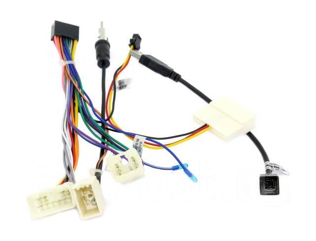 Комплект проводов для установки WM-MT в Toyota 2012+ (основной, антенна, мультируль, USB)