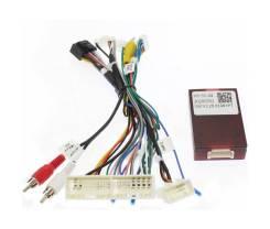 Комплект проводов для установки WM-MT в Hyundai, Kia 2010+ (основной, антенна, CAN, CAM 16 pin, AMP)