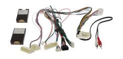 Комплект проводов для установки WM-MT в Toyota, Lexus LS430 (основной, CAN, для авто с монитором)