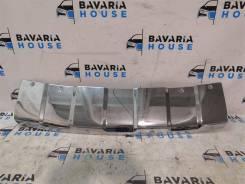 Накладка заднего бампера Mercedes Benz W164 GL-class [a1648851422]