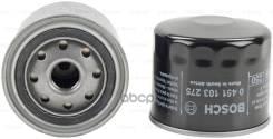 Фильтр Масляный! Subaru Impreza/Legacy/Forester 1.6-2.5 91 Bosch арт. 0 451 103 275 0 451 103 275_