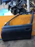 Дверь передняя левая Toyota Caldina CT197