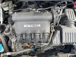 Двигатель в сборе L15A Honda Airwave GJ2 (видео работы)