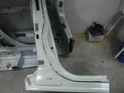 Стойка кузова средняя Nissan X-Trail 2007 TNT31 QR25DE
