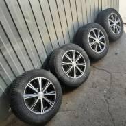 Колеса R13 4/98 шины Amtel 175/70 на красивом литье